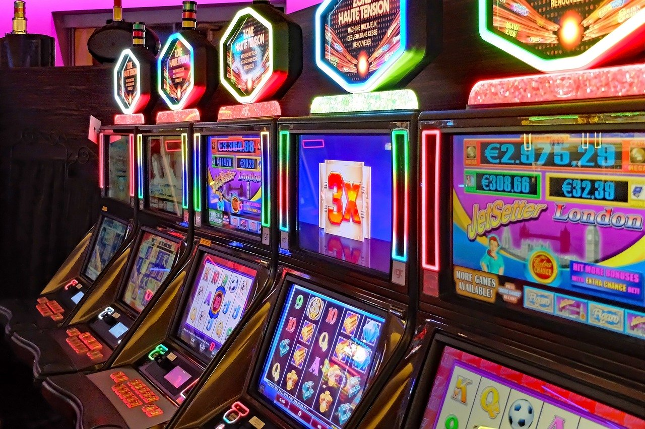 Here Are Some Facts About Casino Slot Games And Machines: Part One
