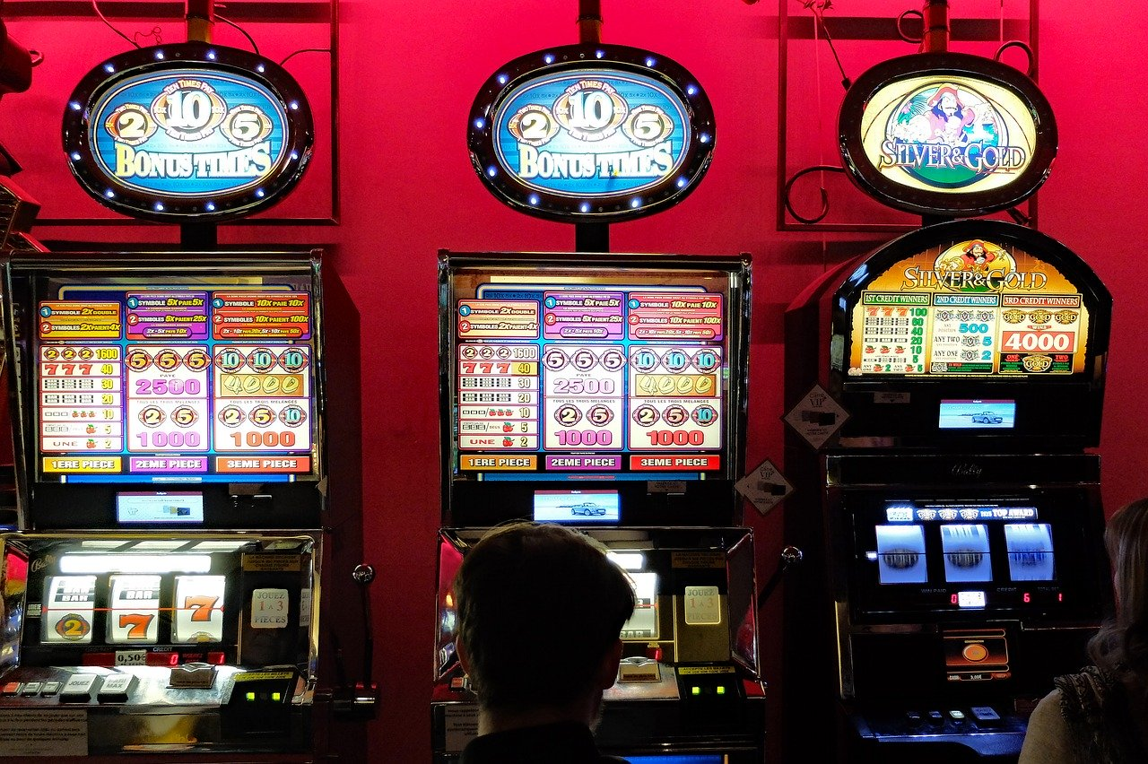 Here Are Some Facts About Casino Slot Games And Machines: Part Two